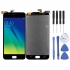 Display LCD and Digitizer Assemblato completo per OPPO A57(Black)